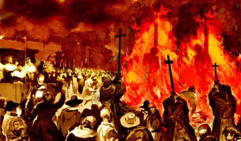 Risultati immagini per tribunale inquisizione