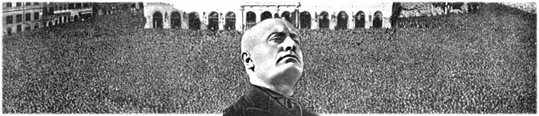 Mussolini Massime Pensieri Frasi Lapidarie
