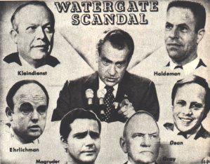 Stati uniti nixon e il watergate for Scandalo di watergate